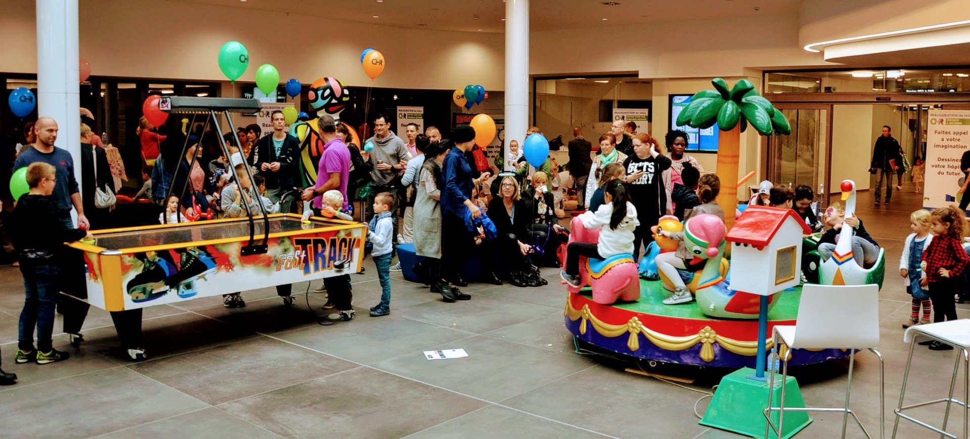 Espace Fête Foraine Kermesse By GHLBEnbspGHL EVENTS